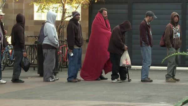 homelessline